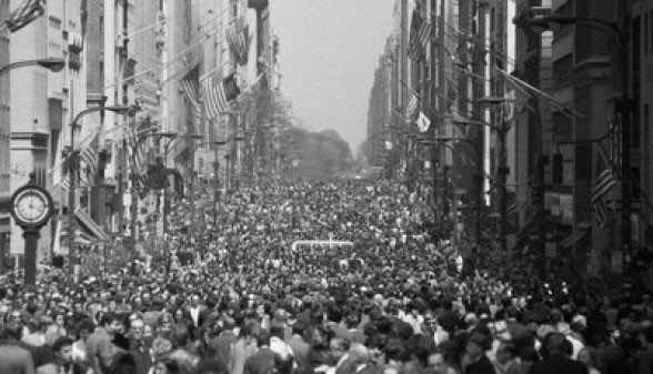 Earth Day: April 22, 1970 and the birth of the environmental movement