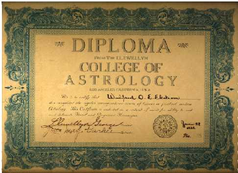 Astrology Education 101: Where can I get lessons and a degree in astrology?