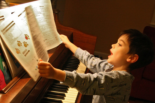 Musical training improves brain function