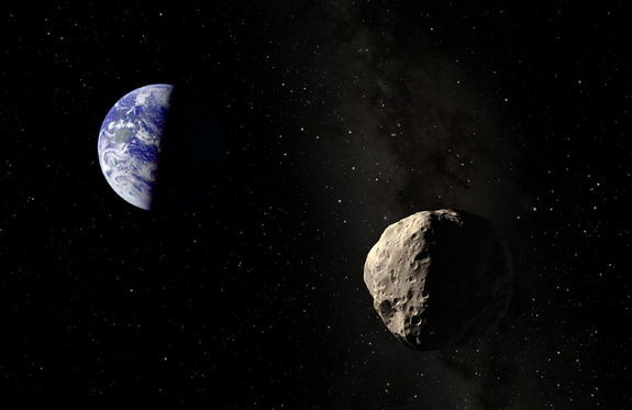 Dangerous asteroids could wipe out major city