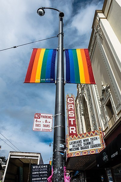 Gay Pride Parade: The Rainbow Flag's Missing Colors