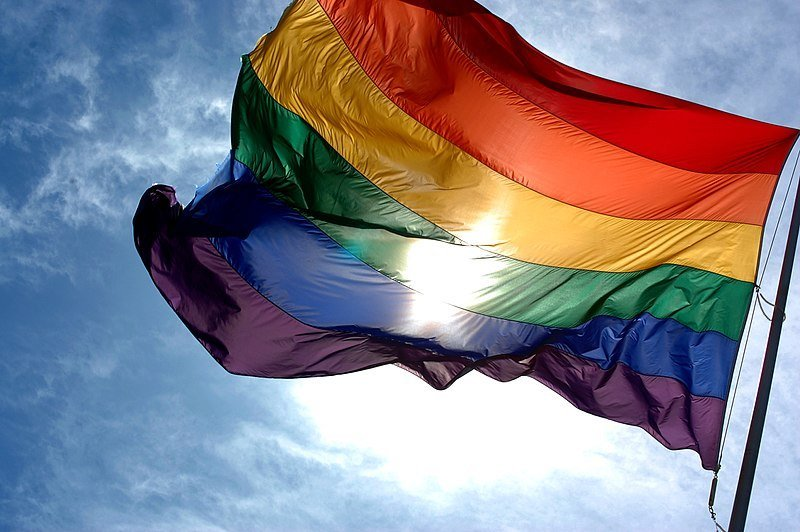 Gay Pride Parade: The Rainbow Flag's Missing Colors 1