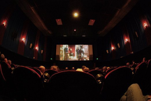 New study on social media marketing at the movies