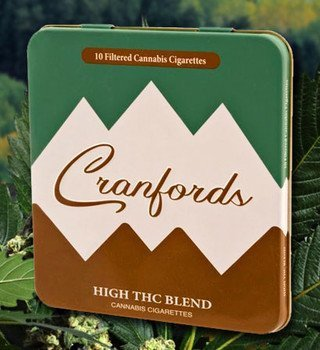 America debuts an all marijuana cigarette and the Club of Hashish-Eaters