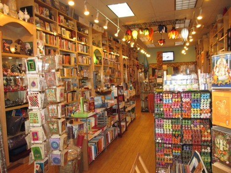 Bookstores 101: Where are the spiritual and metaphysical bookstores in NYC? 1