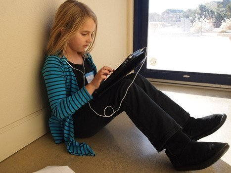 Little exercise and heavy use of electronic media, health risk for children 1