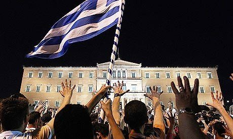 The Greek crisis 2012: EU victims or addicts, enablers and co-dependents? 2