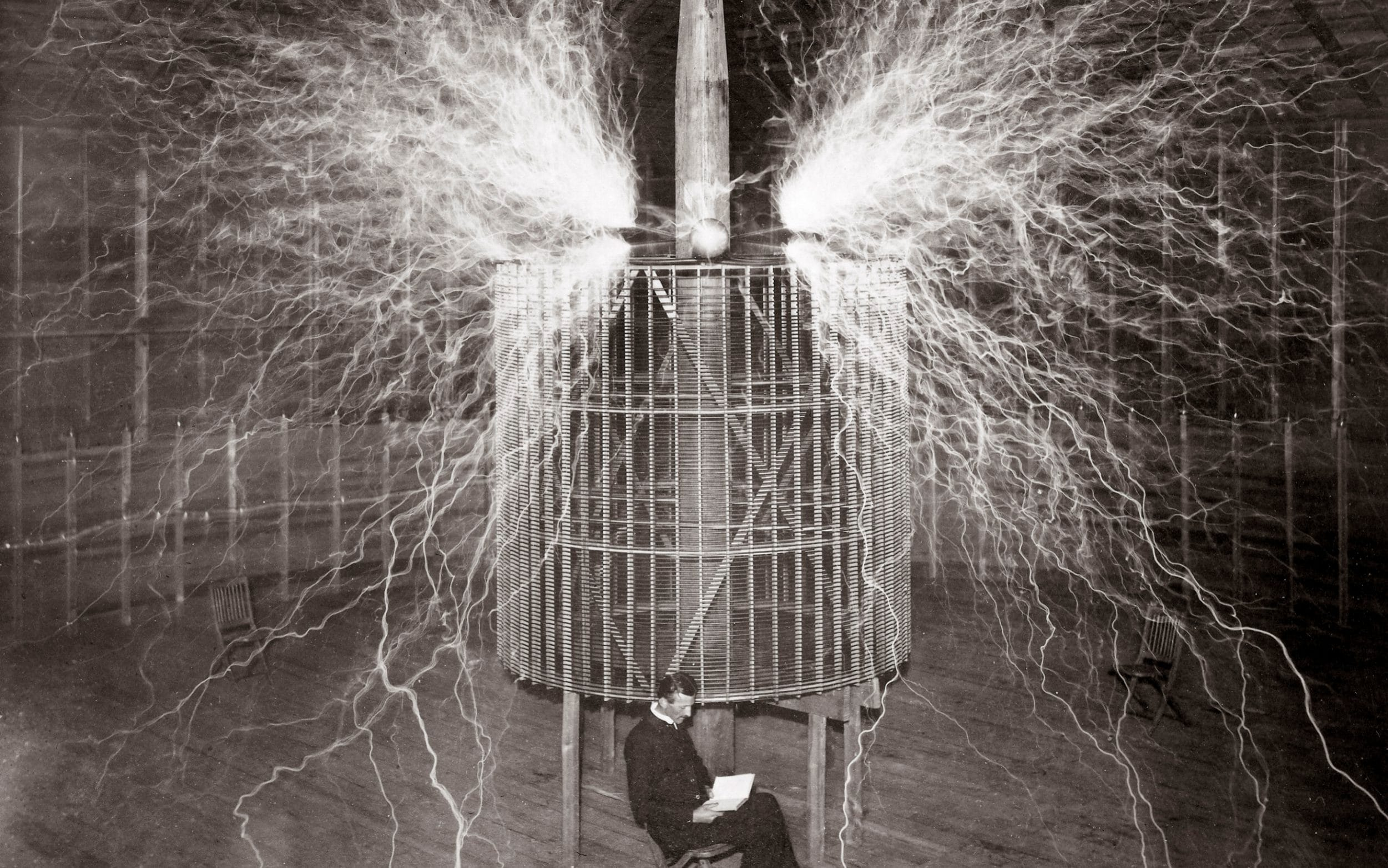 Nikola Tesla still alive after death