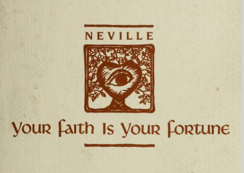 Your Faith is Your Fortune - Neville Goddard [FULL BOOK]