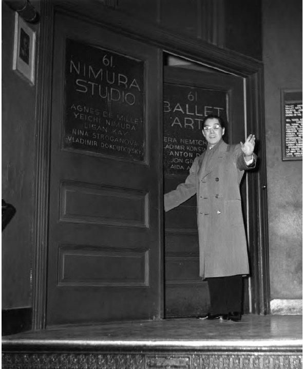 Alys Bentley, Studio 61 Carnegie Hall - Ouspensky, Gurdjieff and Orage - Neville Goddard Research