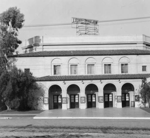 Wilshire Ebell Theatre