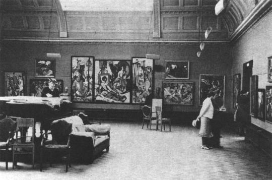 """Neville Goddard On Artists Max Beckmann & William Blake: """"Man is Not A Worm"""""""