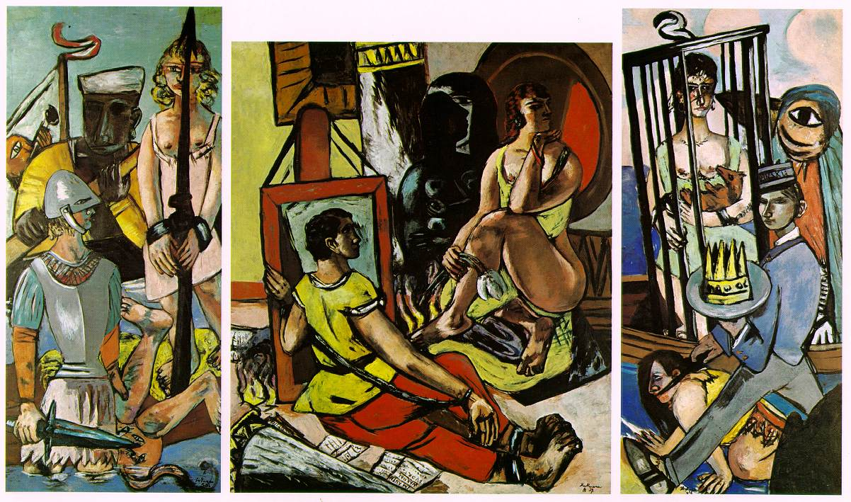 "Neville Goddard On Artists Max Beckmann & William Blake: ""Man is Not A Worm"""