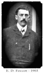 "Neville Goddard & Edward Douglas Fawcett in ""Fawcett's Letter"""