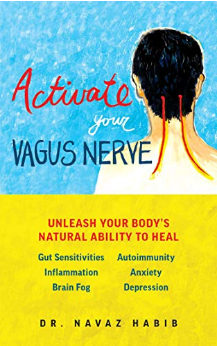 """Is Your """"Stomach Anixety"""" Making You Feel You're About Die? - Here's How to Hack Your Vagus Nerve ASAP!"""
